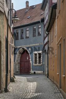 Bad Langensalzaer Altstadtgasse