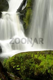 Triberger Wasserfall im Schwarzwald