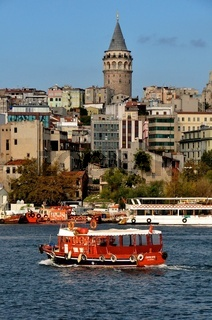 Das Goldene Horn in Istanbul,Golden Horn Istanbul