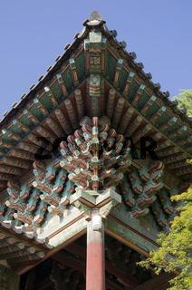 Traditionelle Architektur, Südkorea
