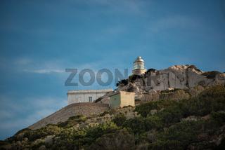 Leuchtturm am Capo Caccia bei Alghero, Sardinien