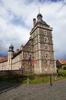 Wasserschloss Raesfeld - Turm