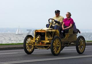Veteranenfahrzeug Motobloc 1903