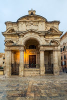The Church of St Catherine,Valletta,Malta