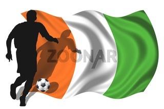 Fussball Elfenbeinküste