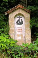 Wegekreuz, Paths cross