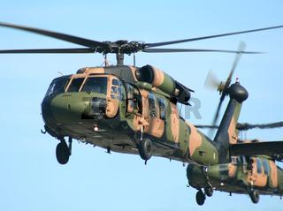 Blackhawk Choppers