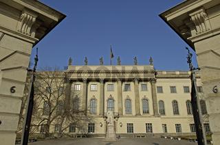 Humboldt Universitaet,  Berlin