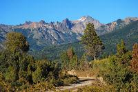 Berwelt in Patagonien