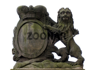 Standbild am Löwentor