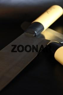 asiatische Messer