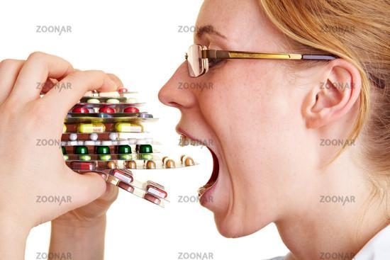 Medikamente einnehmen