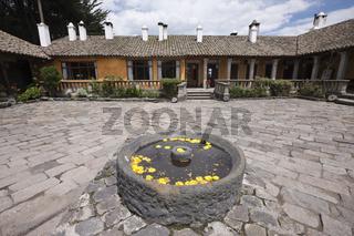 Hacienda San Augustin de Callo, Ecuador