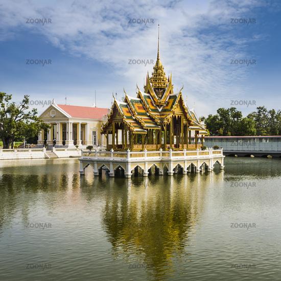 Bang Pa-In Palace, Thailand