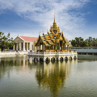Bang Pa-In Palace, Thailand