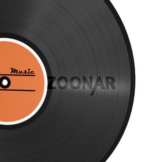 Vinyl Patter Record