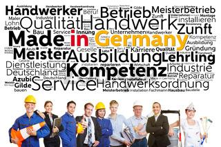 Handwerk made in Germany
