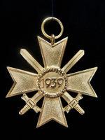 Original Kriegsverdienstkreuz/ German war order
