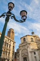 San Geremia church located at Venice, Italy