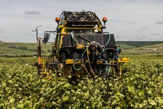 Farmer Machinery Vineyards