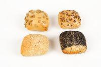 gemischte Minibrötchen