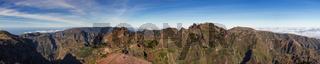 Panorama Pico do Arieiro