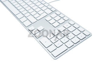 modern and stylish keyboard