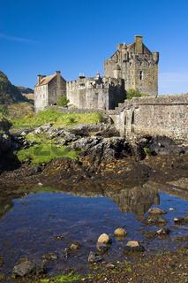 Eilean Donan Castle, Scotland, United Kingdom