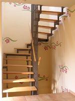 Treppenhaus Wandtattoos Malerhandwerk