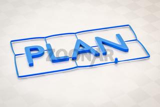 plastic injection molding word plan