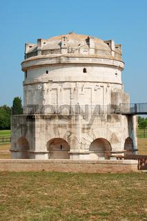 Mausoleum of Theodoric in Ravenna