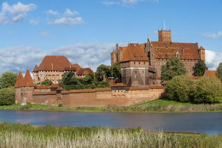 Marienburg, Polen