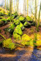 Big Stones in the Karlstal near Trippstadt