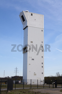 Solar tower power plant, Juelich, Germany