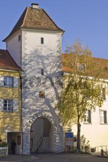 Unterstadt Meersburg Stadttor