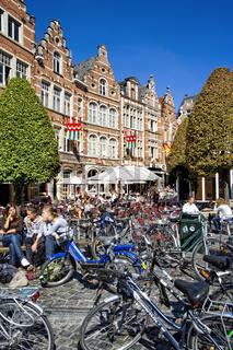 Leuven Oude Markt