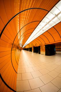 marienplatz subway in munich