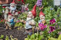 Gartenzwergparade in Schwaebisch Hall