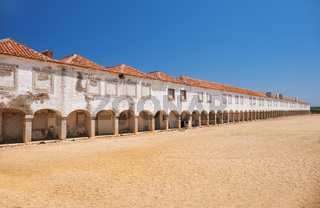 Monastery Sanctuary of  Nossa Senhora do Cabo Church near cape Espichel, Portugal