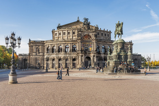 Semperoper Dresden, Deutschland | Semperoper Dresden, Germany