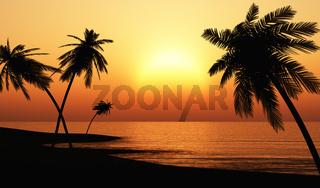 Ibiza Sunset Chillout Beach 03