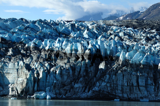 Tidewater Lambplugh Glacier
