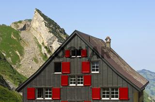 Haus am Berg, Berggasthaus Mesmer