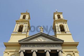 Mozes en Aaeronkerk