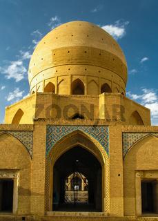 Agha Bozorg Madrasa and Mosque, Kashan Iran