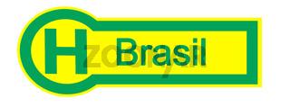 Haltestelle brasil