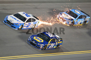 NASCAR:  Feb 17 Advance Auto Parts Clash at Daytona