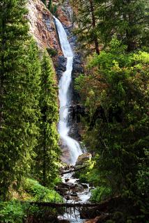 WaterFall of Burhan Bulak