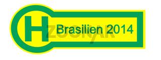 haltestelle brasilien 2014