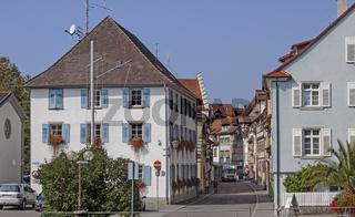 Gebäude am Überlinger Hafen